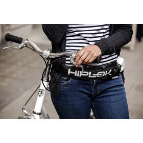Hiplok Lite Kettenschloss schwarz/weiß